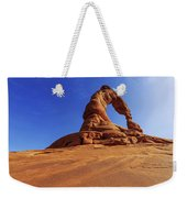 Delicate Perspective Weekender Tote Bag by Chad Dutson
