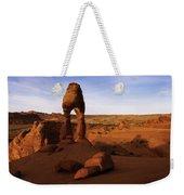 Delicate Sunrise Weekender Tote Bag