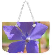 Delicate Touch In Square Weekender Tote Bag