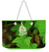 Delicate Wildflower Georgia Mountains Weekender Tote Bag