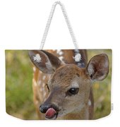 Delicious Deer Weekender Tote Bag