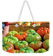 Delicious Tomatoes Weekender Tote Bag