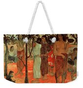 Delightful Days Weekender Tote Bag