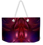 Delightful Debi's Descent Into Darkness Weekender Tote Bag