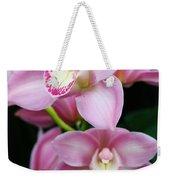 Delightfully Pink Weekender Tote Bag