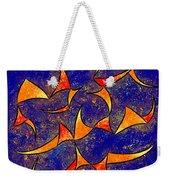 Delissianum V1 - Dancing Fire Weekender Tote Bag