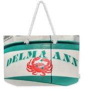 Delma Ann Weekender Tote Bag