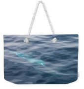 Delphin 1 The Mermaid Weekender Tote Bag