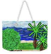 Delray Beach Weekender Tote Bag