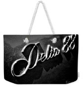 Delta 88 Badge Weekender Tote Bag