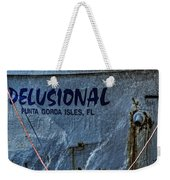 Delusional Weekender Tote Bag
