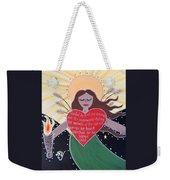 Demeter Weekender Tote Bag