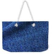 Demim Weekender Tote Bag