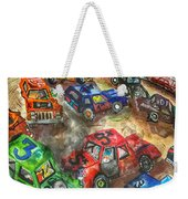 Demo Derby One Weekender Tote Bag