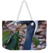 Demoiselle Crane Weekender Tote Bag