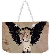 Demon Girl By Mb Weekender Tote Bag