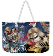 Demon Knights Weekender Tote Bag