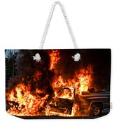 Demon Released Weekender Tote Bag