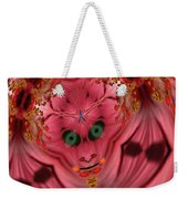 Demon Within Weekender Tote Bag