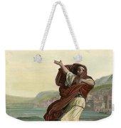 Demosthenes, 384-322 B.c. Weekender Tote Bag