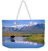 Denali National Park Weekender Tote Bag