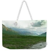 Denali National Park Landscape 2 Weekender Tote Bag