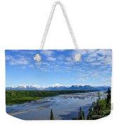 Denali State Park Weekender Tote Bag