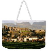 Denbigh Castle Weekender Tote Bag