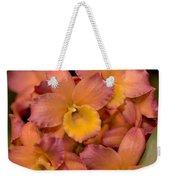 Dendrobium Oriental Smile Weekender Tote Bag