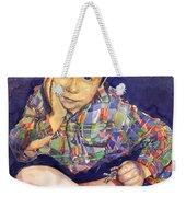 Denis 01 Weekender Tote Bag