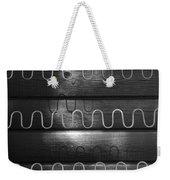 Denmark Abstract Of Chair Springs Weekender Tote Bag