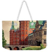Denmark, Castle, Romance Of The Middle Ages Poster Weekender Tote Bag