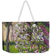 Dentist Flowers Weekender Tote Bag