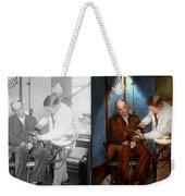 Dentist - Monkey Business 1924 - Side By Side Weekender Tote Bag