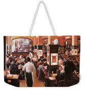 Dentro Il Caffe Weekender Tote Bag