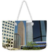 Denver Architecture Weekender Tote Bag
