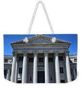 Denver, Colorado Courthouse Weekender Tote Bag