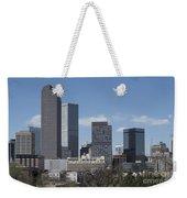 Denver Colorado Weekender Tote Bag