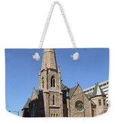 Denver Downtown Church Weekender Tote Bag