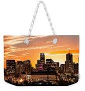 Denver Sunrise Iv Weekender Tote Bag