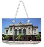 Denver - Union Station Film Weekender Tote Bag