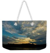 Departing Clouds Weekender Tote Bag