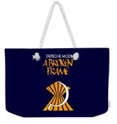 A Broken Frame Logo With Name Weekender Tote Bag