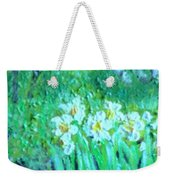Dependable Daffodils Weekender Tote Bag