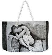 Depression Weekender Tote Bag