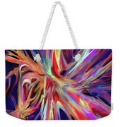 Depth And Color Weekender Tote Bag