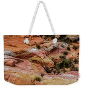 Depth Of The Canyon Weekender Tote Bag
