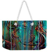 Depths Weekender Tote Bag