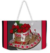 Derby Day Hat - 2 Weekender Tote Bag