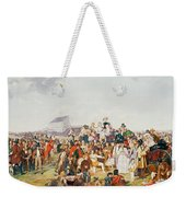 Derby Day Weekender Tote Bag
